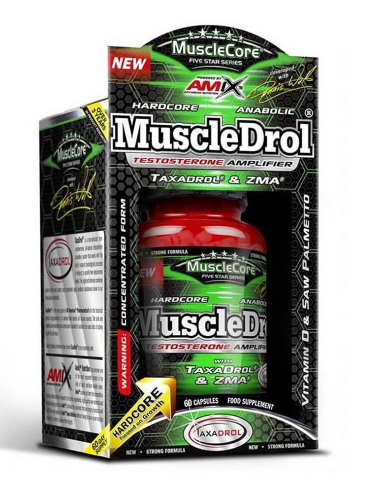 Amix MuscleDrol - Amix 60 kaps.