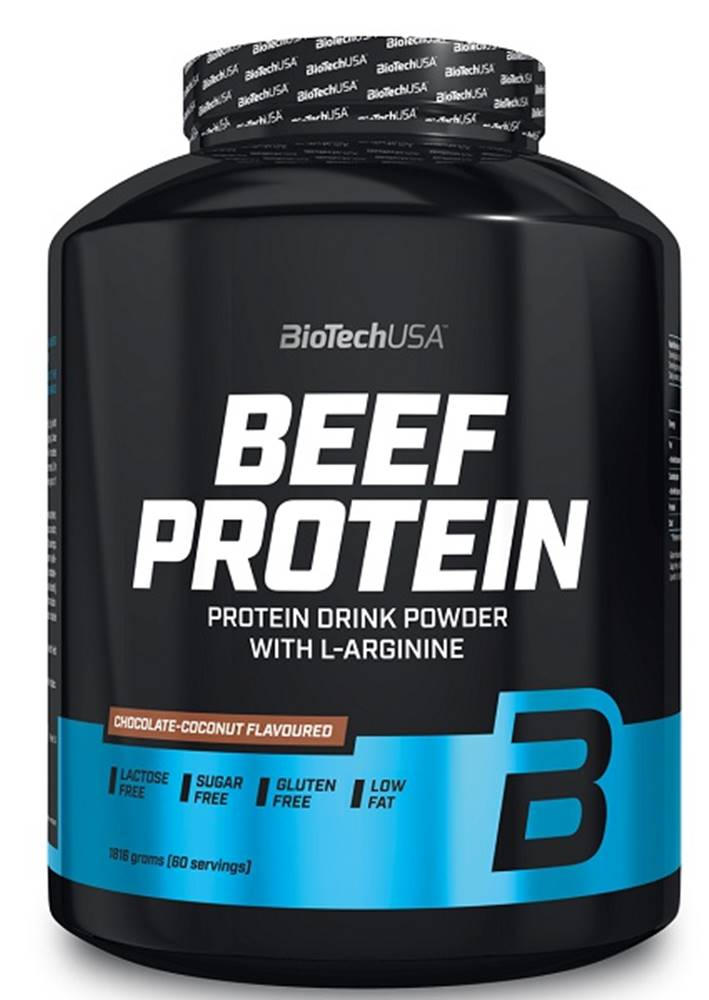 Biotech USA BioTech USA BioTech Beef Protein 1816 g variant: jahoda