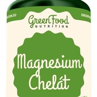 GreenFood Magnesium Chelát vegan 60 kapsúl