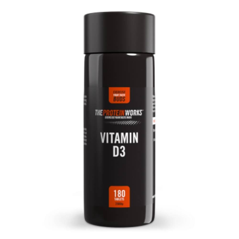 The Protein Works TPW Vitamín D3 180 tabliet