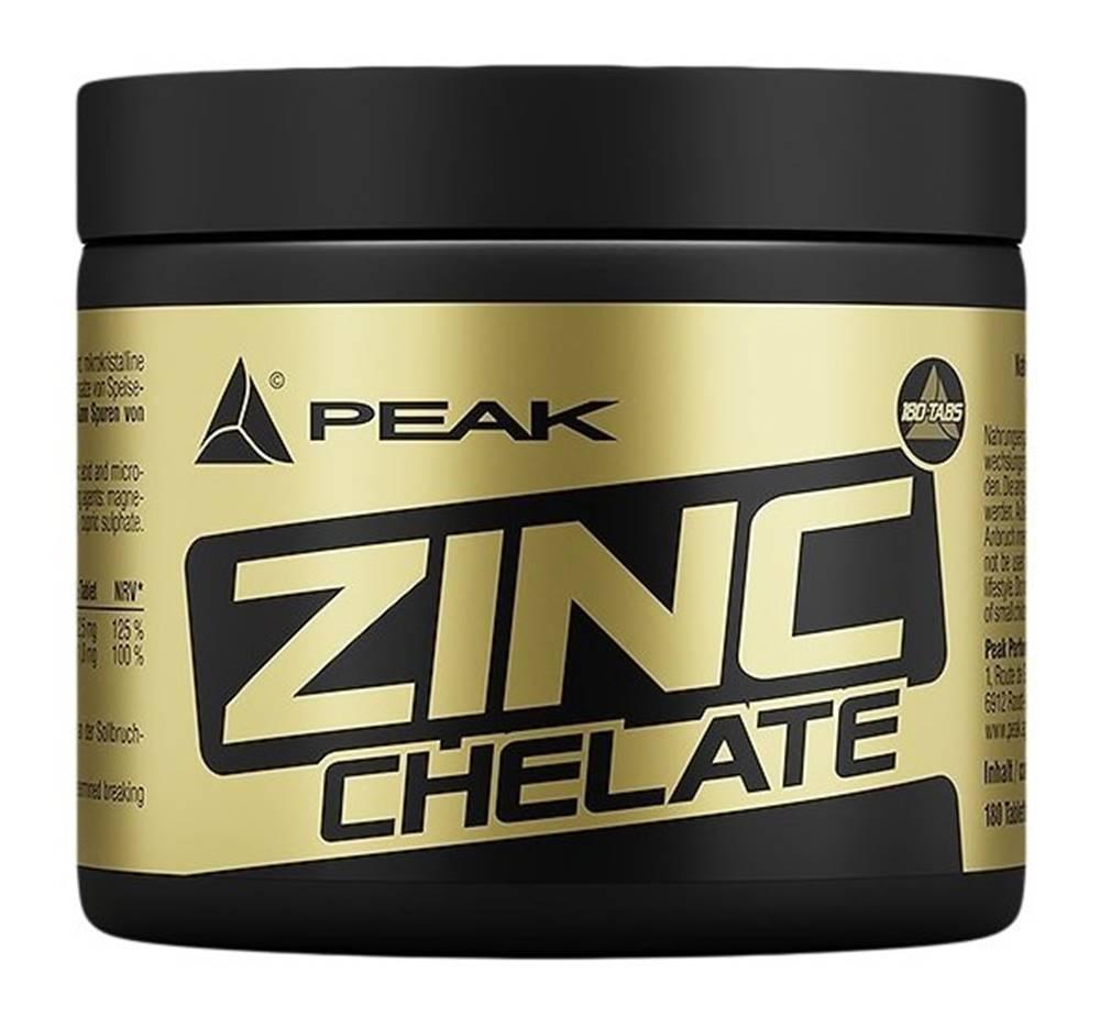 Peak Performance Zinc Chelate - Peak Performance 180 tbl.