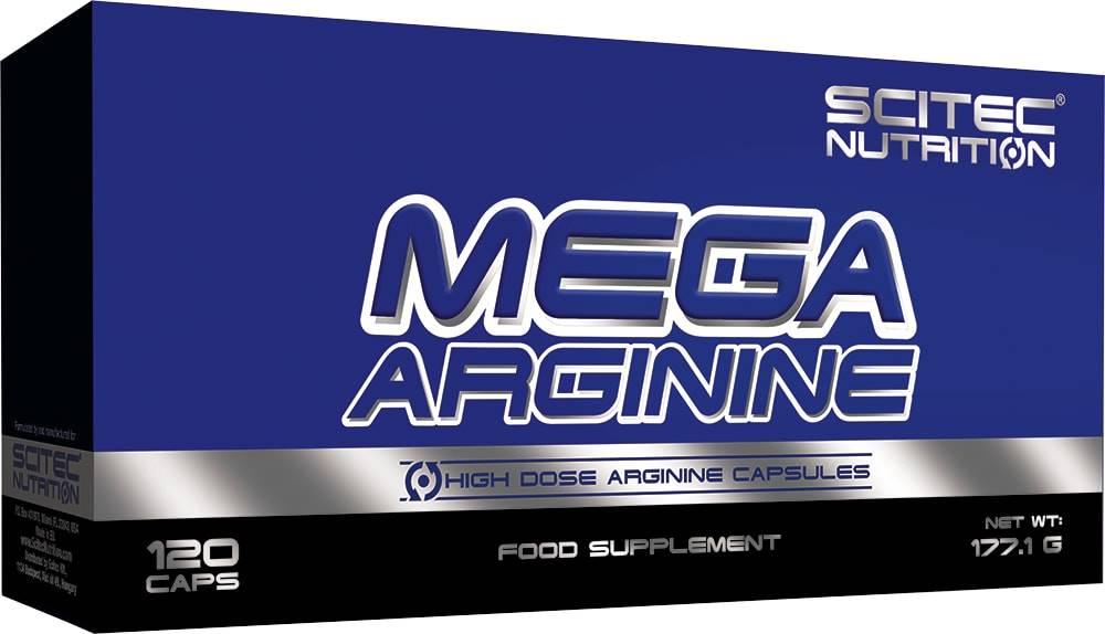 Scitec Nutrition Scitec Mega Arginine 120 kapsúl