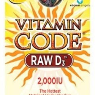 Garden Of Life Vitamín D3 Raw 2000 IU 60 kapsúl