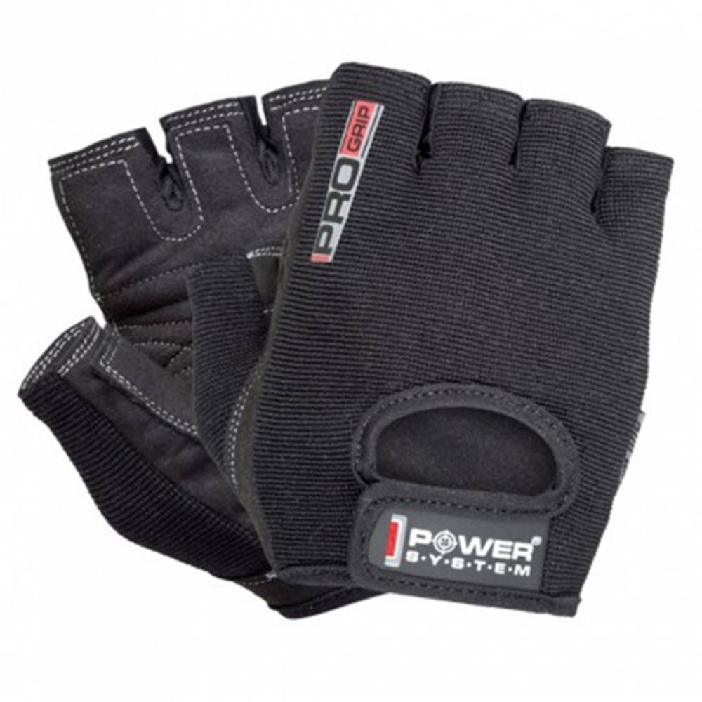 Power System Power System Rukavice Pro Grip čierne variant: L
