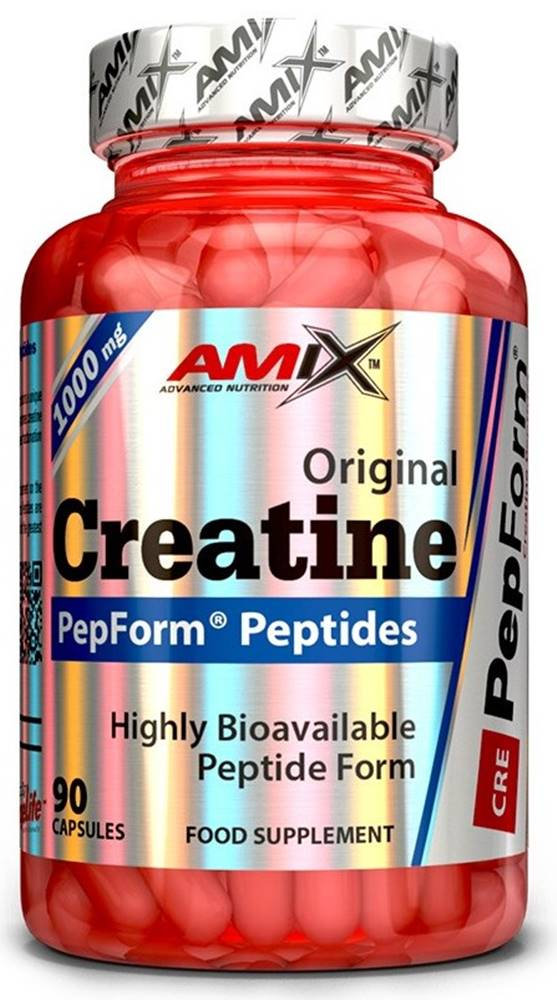 Amix Nutrition Amix Creatine Pepform Peptides 90 kapsúl
