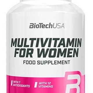 Biotech Multivitamín for Women 60 tabliet