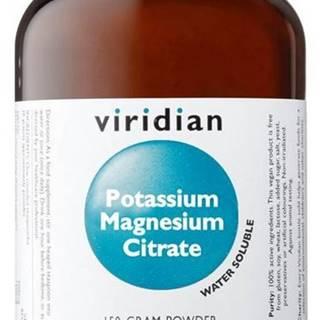 Viridian Potassium Magnesium Citrate 150 g