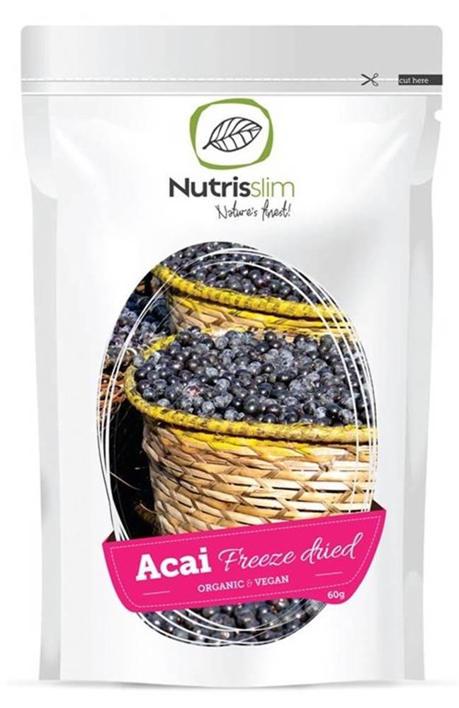 Nutrisslim Nutrisslim BIO Acai Berry Powder 60 g