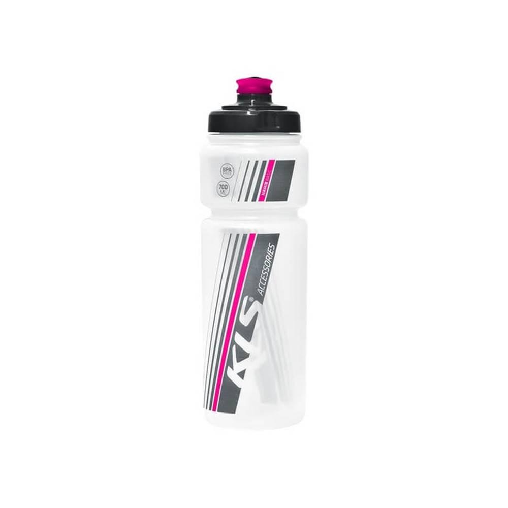 Kellys Cyklo fľaša Kellys Namib transparent pink