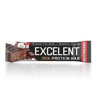 Nutrend Excelent Protein Bar 85 g citrón tvaroh malina