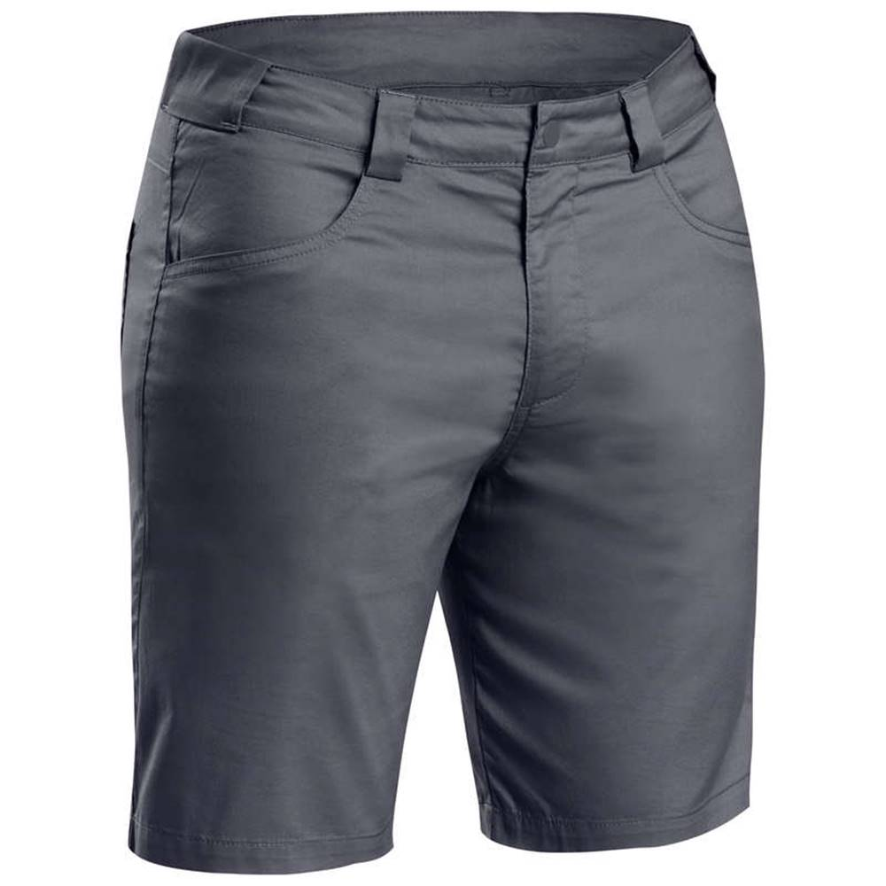 QUECHUA QUECHUA šortky Nh100 Fresh čierne