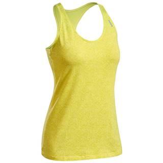 SIMOND Dámske Strečové Tielko žlté