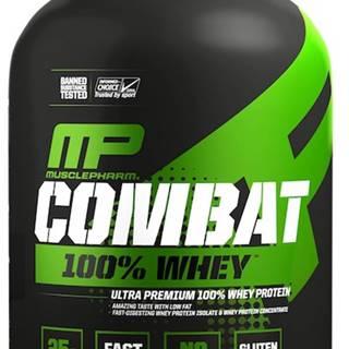 MusclePharm Combat 100% Whey 2269 g variant: jahoda