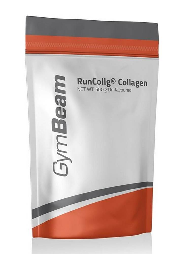 GymBeam RunCollg Collagen - GymBeam 500 g Neutral