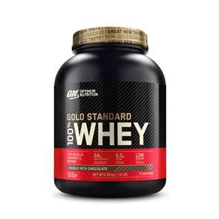 Optimum Nutrition 100 Whey Gold Standard 908 g francúzsky vanilkový krém
