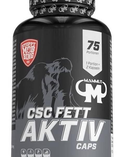 Spaľovače tukov Mammut Nutrition