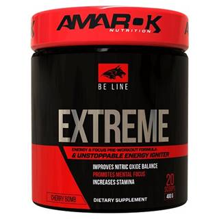Be Line Extreme - Amarok Nutrition 400 g Green Apple