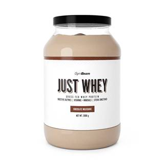 GymBeam Just Whey 1000 g slaný karamel