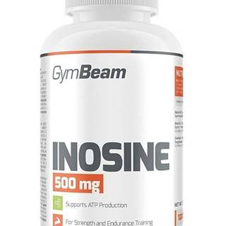 Inosine 500 mg - GymBeam 120 kaps.