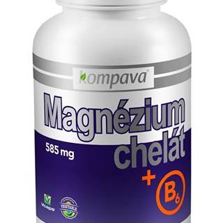Magnézium Chelát + B6 - Kompava 120 kaps.