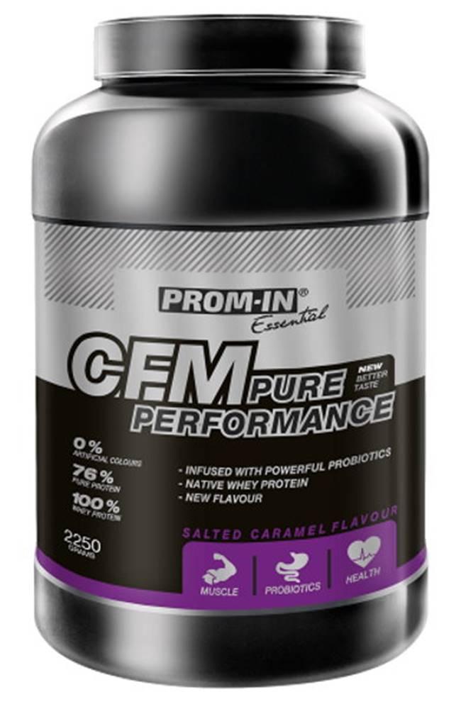 Prom-IN Prom-IN CFM Pure Performance 2250 g variant: slaný karamel