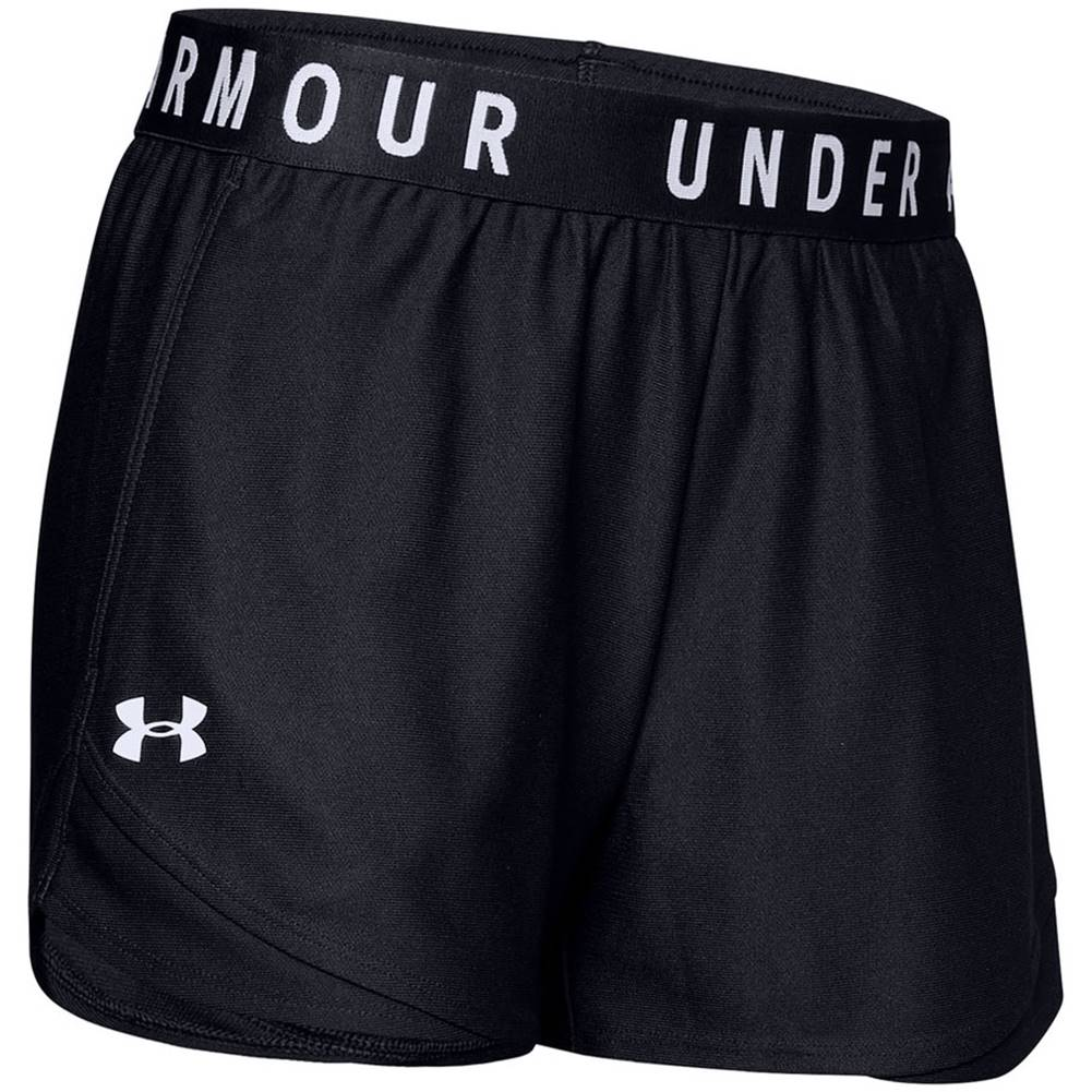Under Armour Dámské šortky Under Armour Play Up Short 3.0 Black - XS