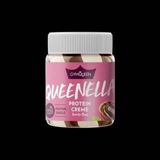 GYMQUEEN Queenella Proteínová nátierka Swirly Duo 250 g