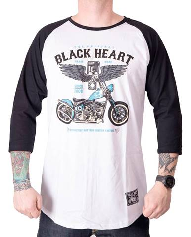 Pánske tričká a tielka BLACK HEART