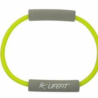 Gumový posilovač LIFEFIT EXPANDER CIRCLE, světle zelený