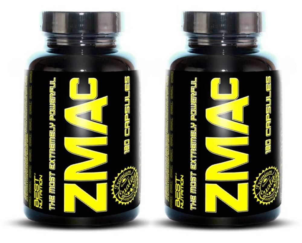Best Nutrition 1+1 Zadarmo: ZMAc od Best Nutrition 120 kaps. + 120 kaps.
