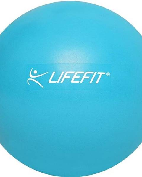 Lifefit Míč OVERBALL LIFEFIT 20cm, světle modrý