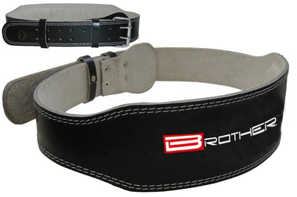 Effea ACRA Vzpěračský pás kožený, vel. L - D16L