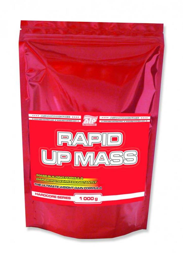 ATP Nutrition ATP Nutrition Rapid Up Mass 1000g čokoláda