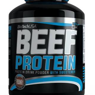 Beef Protein - Biotech USA 1816 g Jahoda