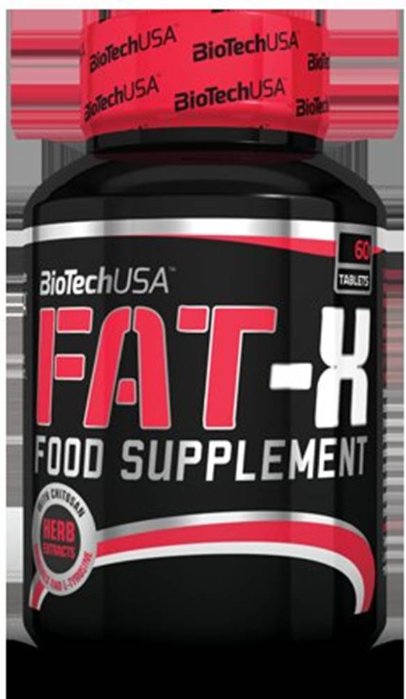 Fat-X - Biotech USA 60 tbl.