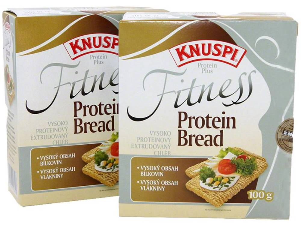 Prom-IN PROM-IN Fitness Protein Bread - 100g