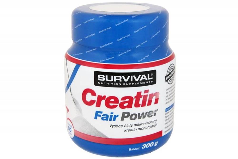 Survival Creatin Fair Power...