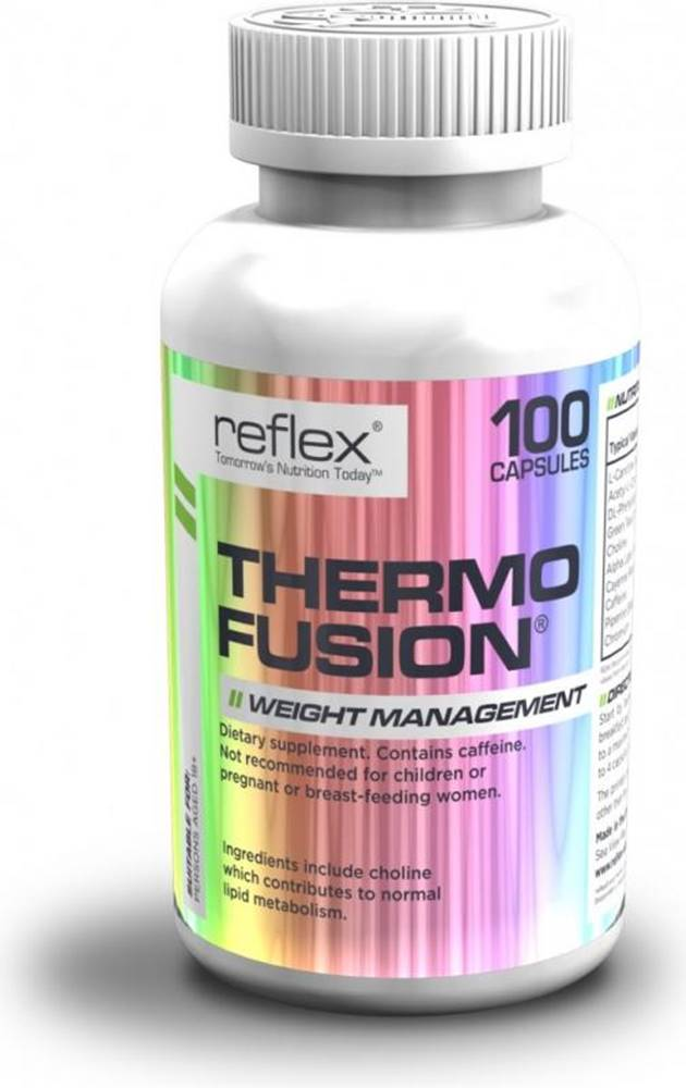 Reflex Nutrition Thermo Fusion 100cps
