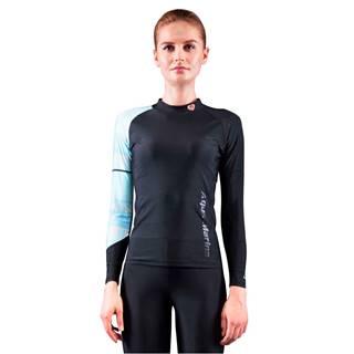 Dámske tričko pre vodné športy Aqua Marina Illusion modrá - S
