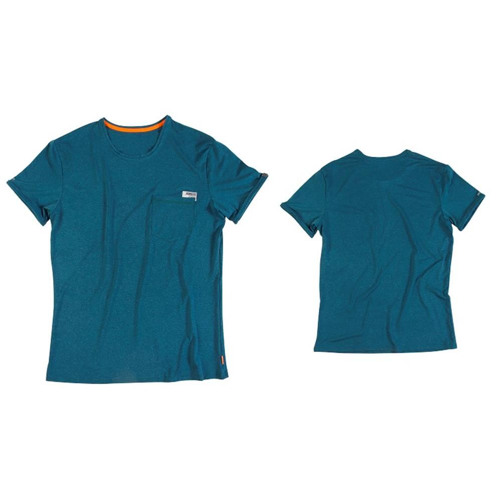 JOBE Pánske tričko Jobe Discover Teal M