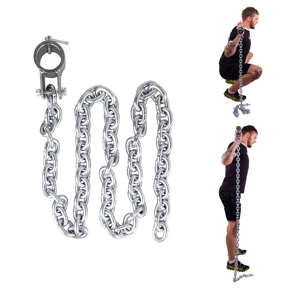 Insportline Vzpieračská reťaz inSPORTline Chainbos 10 kg
