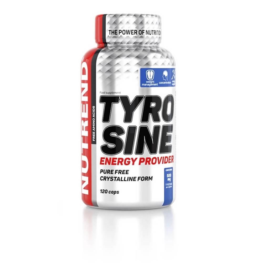 Nutrend Aminokyseliny Nutrend Tyrosine 120 kapsúl