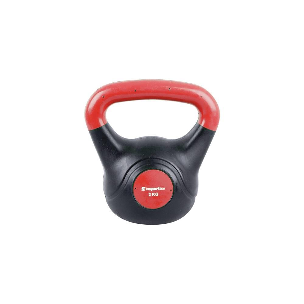 Insportline Činka inSPORTline Vin-Bell Dark 2 kg