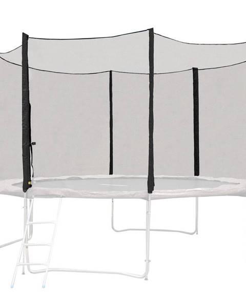 Insportline Ochranná sieť pre trampolínu inSPORTline Froggy PRO 430 cm čierna