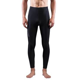 Pánske nohavice pre vodné športy Aqua Marina Division čierna - S