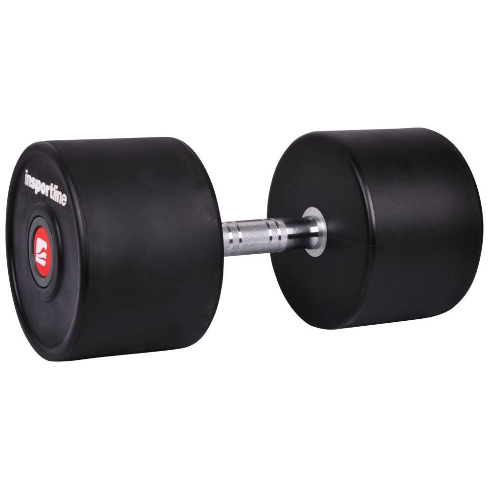 Insportline Jednoručná činka inSPORTline Profi 48 kg