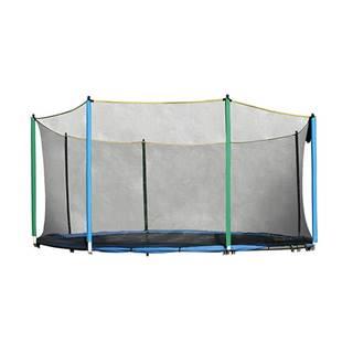 Ochranná sieť na trampolínu inSPORTline 244 cm + 6 tyčí