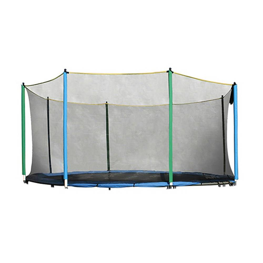 Insportline Ochranná sieť na trampolínu inSPORTline 366 cm + 8 tyčí