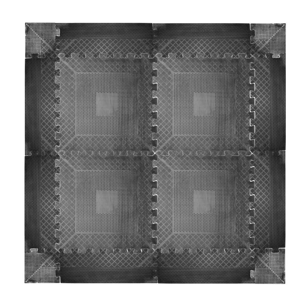 Insportline Puzzle záťažová podložka inSPORTline Rubber 0,6 cm