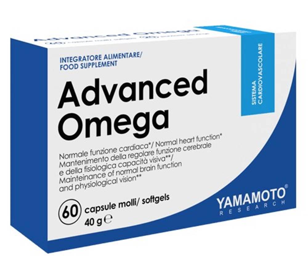Yamamoto Advanced Omega - Yamamoto  60 softgels